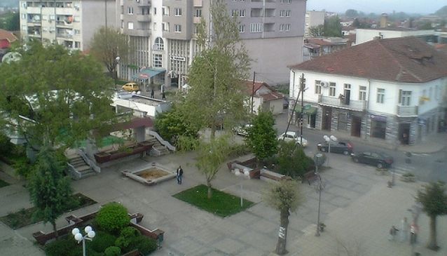 Gevgelija Central Square