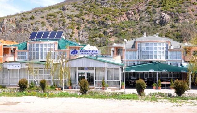 Hotel Ambasador Ohrid