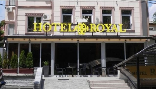 Hotel Royal Skopje