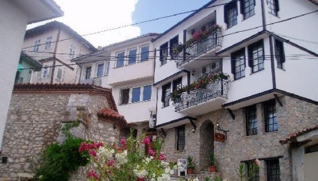 Mal Sveti Kliment Villa