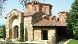 Monastery of Holy Mother of God Eleusa - Veljusa