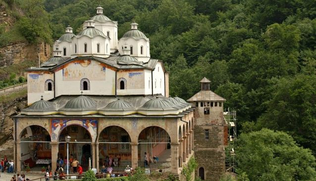 Monastery of St. Joakim Osogovski