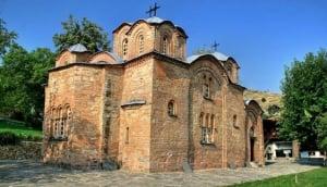Monastery of St. Panteleimon