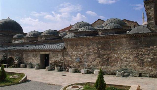 National Gallery Of Macedonia-Chifte Hammam