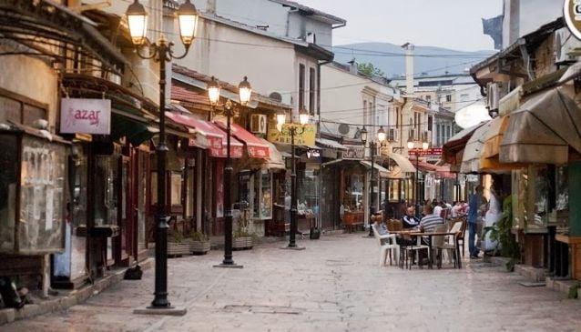 Old Bazaar Skopje