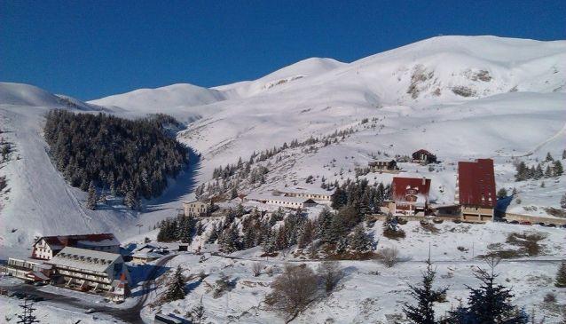 Popova Shapka Ski Centre