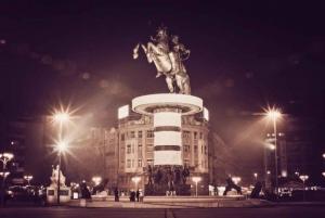 Skopje 4-Hour Walking Tour