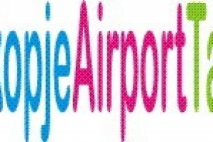Skopje Airport taxi