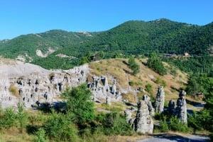 Skopje: Guided Kratovo and Kuklica Tour