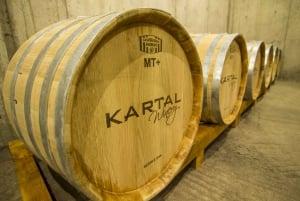 Skopje: Kartal Winery Tour