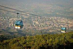 Skopje: Private Half-Day Surrounding Beauties Tour