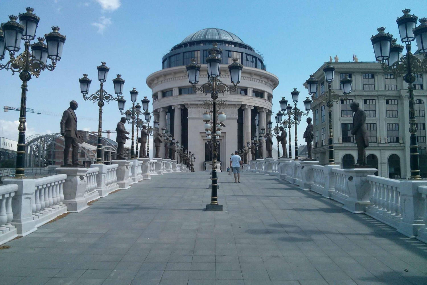 Skopje: Private Tour with a Local