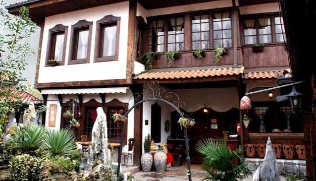 Stara Kukja (Old House) Restaurant