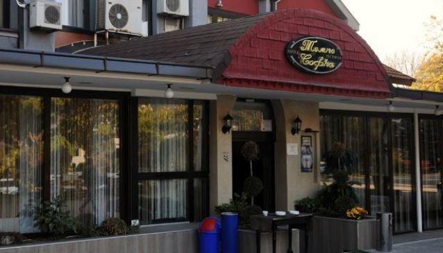 Tomce Sofka Hotel Restaurant