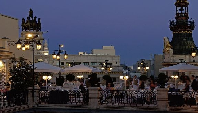Madrid's Rooftop Bars