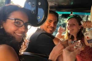 1-Hour Buggy Tour with Alcoholic Shots