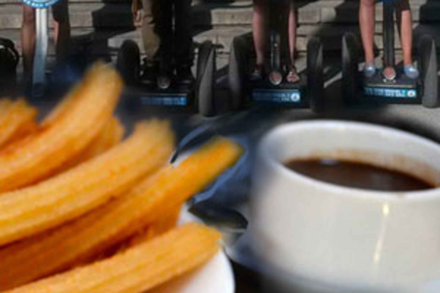 1-Hour Segway Tour with Chocolate and Churros