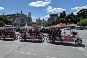 1-Hour Unlimited Beer Bike for up to 4 People