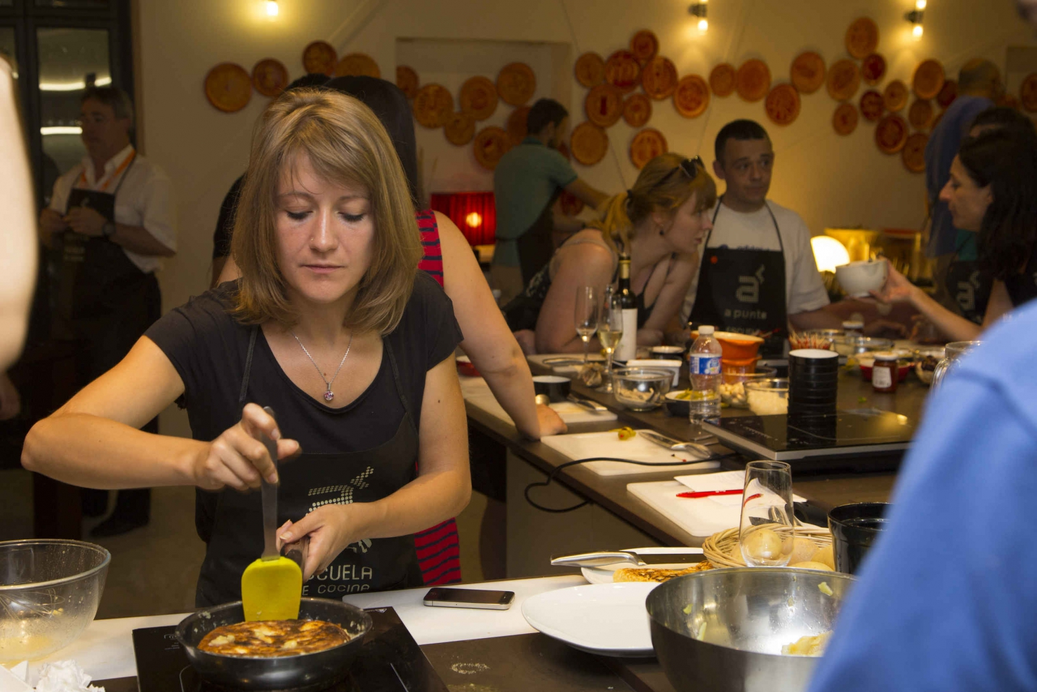 10 Tapas 2.5-Hour Cooking Class