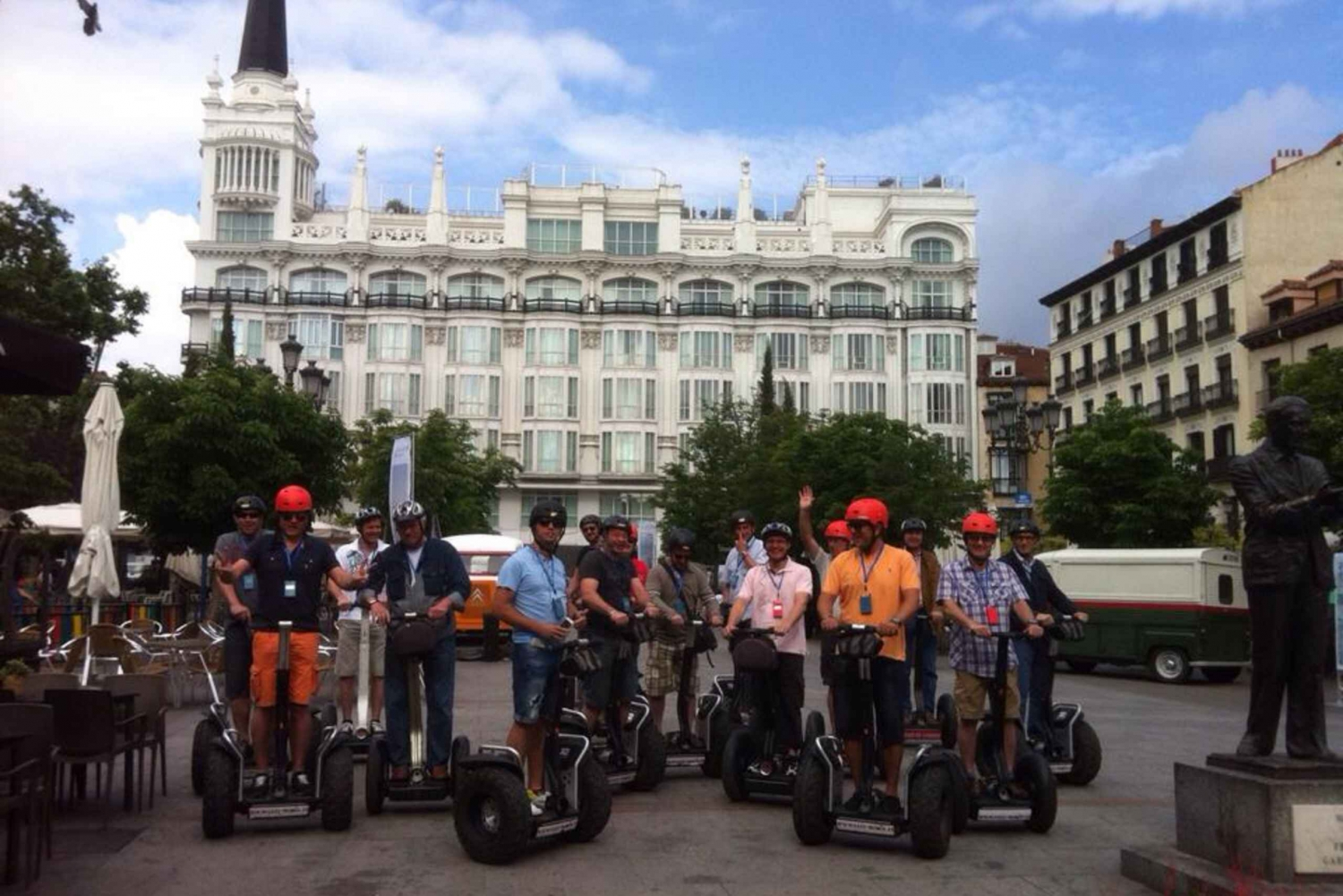 150-Minute Private Segway Tour