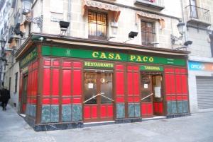 2.5-Hour Evening Tapas Tour through Madrid