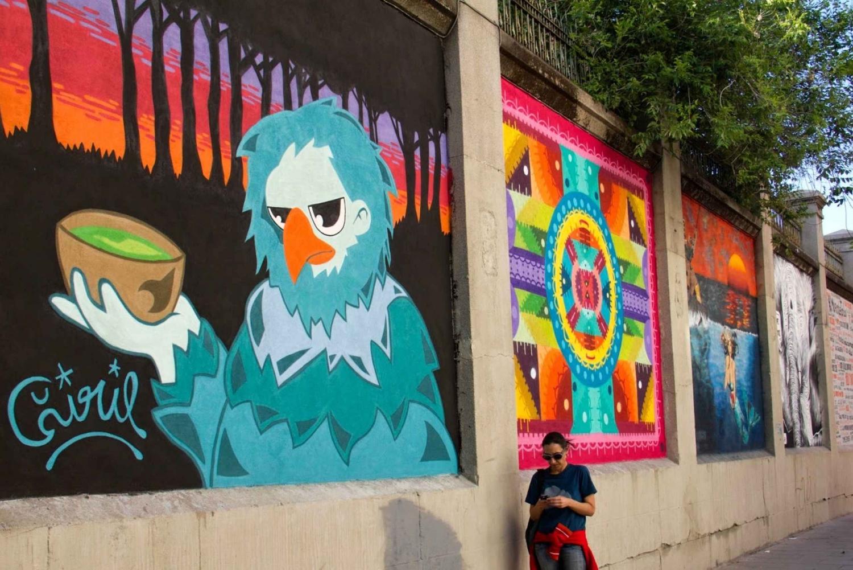 2.5-Hour Street Art Private Walking Tour