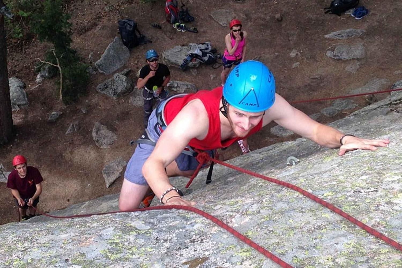 2-Hour Rock Climbing