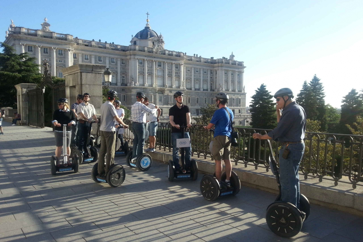 2-Hour Sightseeing Segway Tour