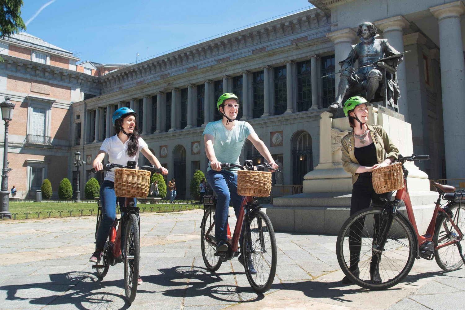 3-Hour Art E-Bike Tour