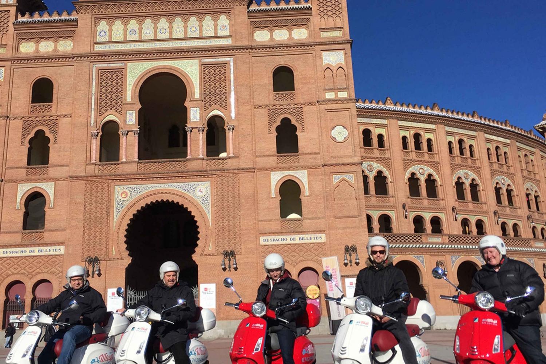 3-Hour Panoramic Vespa Tour