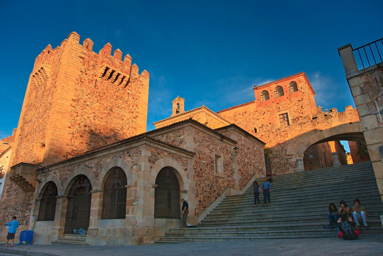 4-Days Cordoba, Sevilla, Caceres & Marbella from Madrid