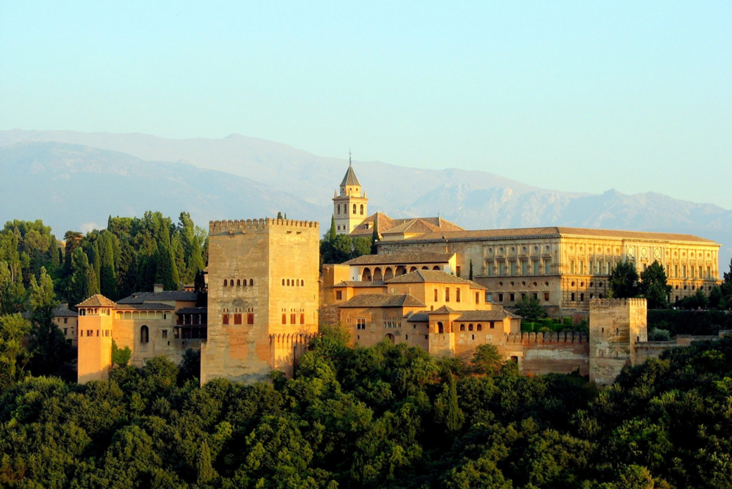 5-Day Tour of Andalucia and Toledo from Madrid