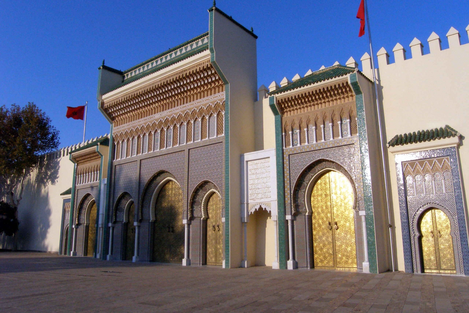 Andalucia and Morocco 12 Day Tour from Madrid