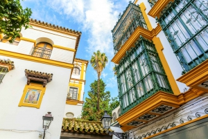 Andalucia and Toledo: 4-Day Tour from Madrid