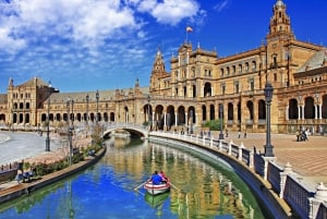 Andalusia and Barcelona 7-Day Package Tour From Madrid