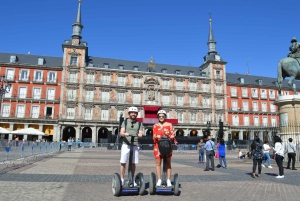 Authentic Madrid 1-Hour Segway Tour