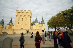 Avila and Segovia: Full-Day Guided Trip from Madrid