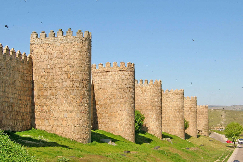 Avila and Segovia Full-Day Tour from Madrid