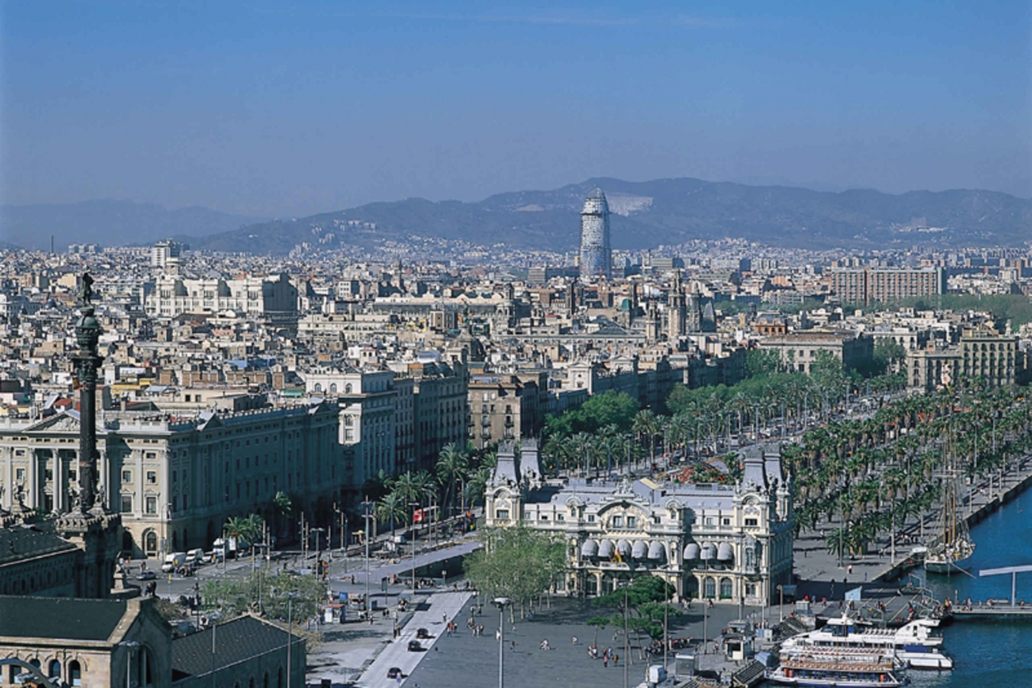 Barcelona: Andalusia & Mediterranean Coast 6 Day Tour