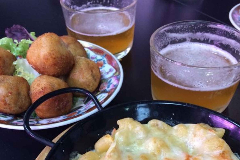 Bernabéu Stadium, Craft Beer & Gourmet Tapas Tour