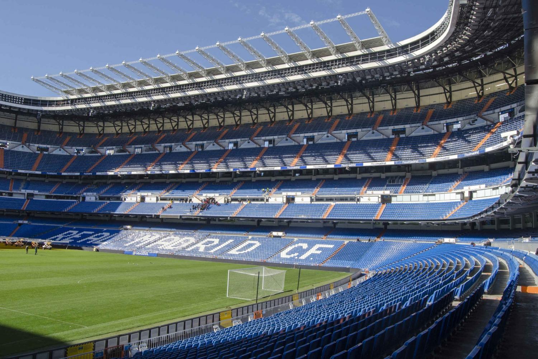 Bernabéu Stadium Tour with Direct Access Tickets