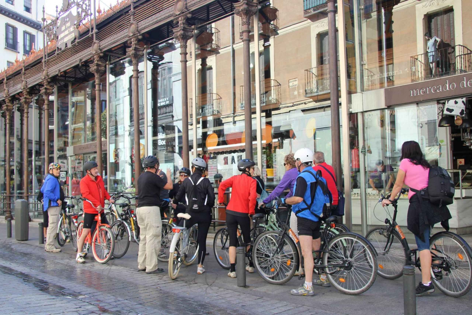 Best of 3-Hour Guided Bike Tour in Small Groups