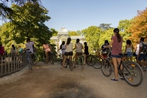 Best of Madrid: 3-Hour Guided Bike Tour in Small Groups