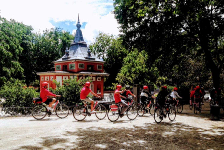 Bike Tour Retiro & Free Drink
