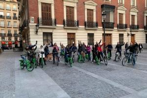Bike Tour Through Madrid Río and Casa de Campo