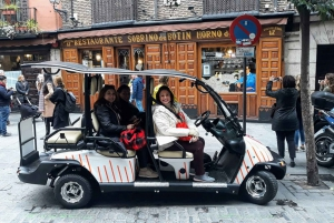 Buggy Tour of the City