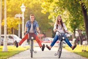 City Highlights and Bernabeu Museum E-bike Tour