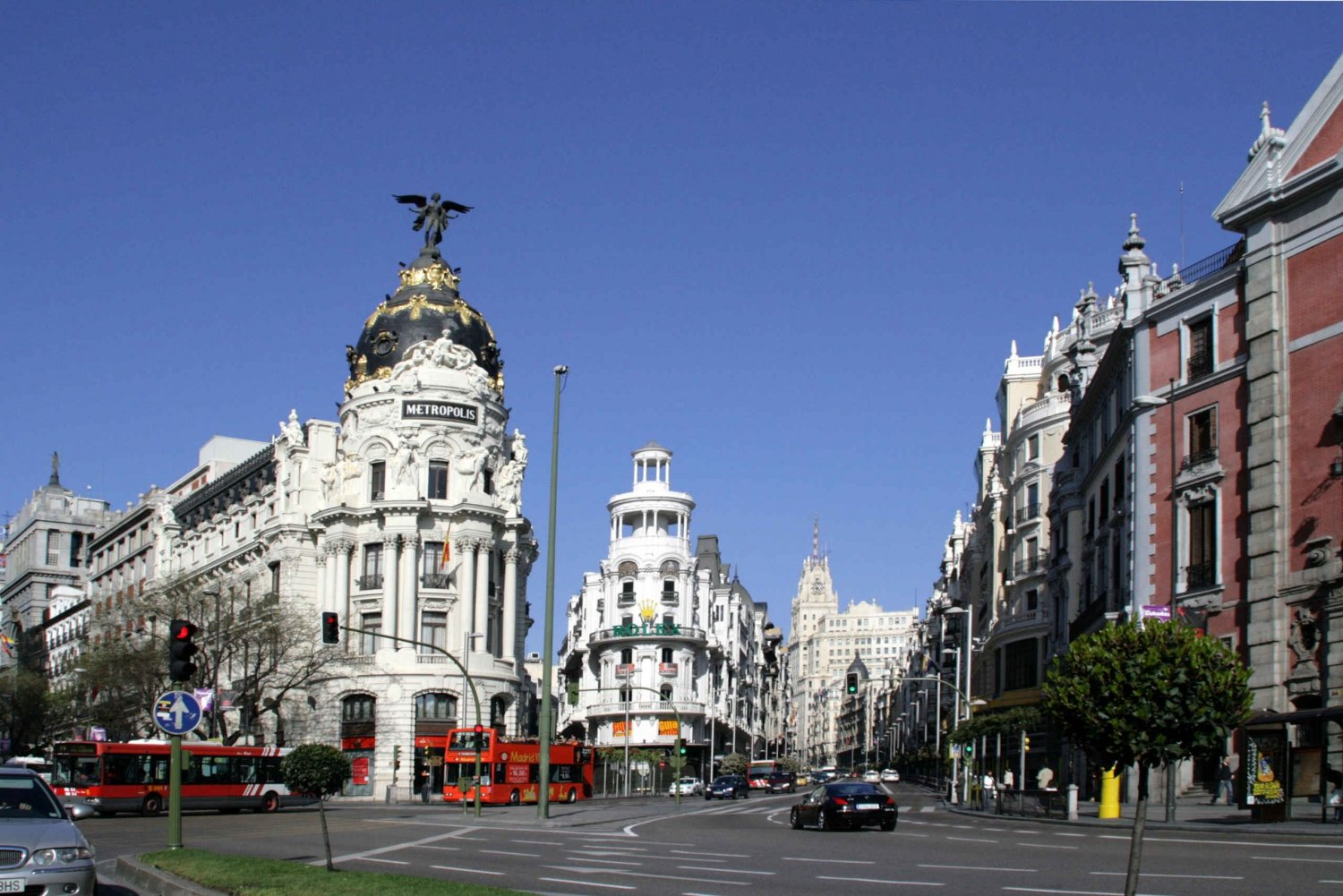Discover Madrid from Barcelona by High-Speed Train