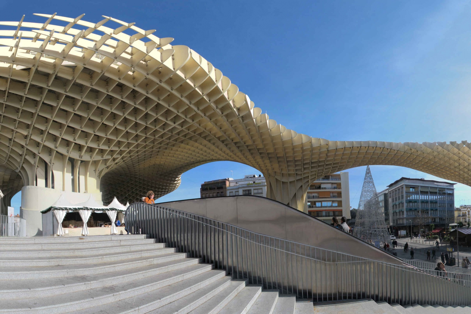 Discover Seville from Madrid by High-Speed Train