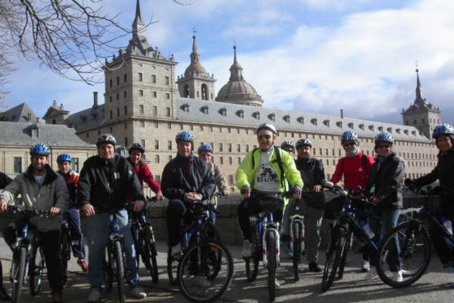 El Escorial: Full-Day Excursion and Cycle Tour from Madrid